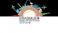BANDO ERASMUS+ STUDIO 2017/2018: scade il 1 marzo 2017
