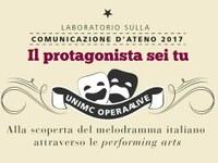 Laboratorio sulla comunicazione d'Ateneo 2017