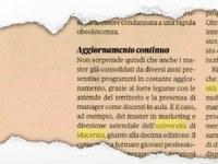 Master di I livello in Marketing e Direzione Aziendale (M.D.A.)