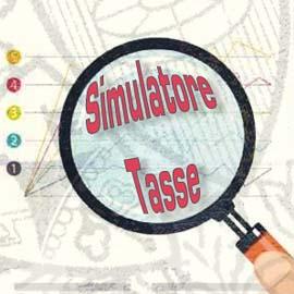 Simulatore tasse